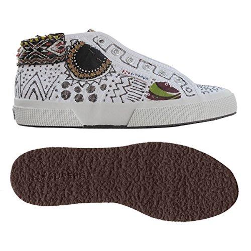 Superga , Chaussures de fitness pour femme Africa4