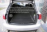 tuning-art 2310 Gepäckraum Kofferraummatte Velour-Gummi fahrzeugspezifisch