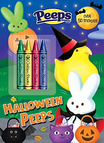 ps) (Peeps: Color Plus Crayons and Sticker) (Rachel Halloween 5)