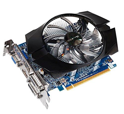 Gigabyte GV-N650OC-1GI NVIDIA GTX 650 Grafikkarte (PCI-e, 1GB, GDDR5 Speicher, DVI, HDMI, VGA, 1GPU) - Grafikkarte Gtx650