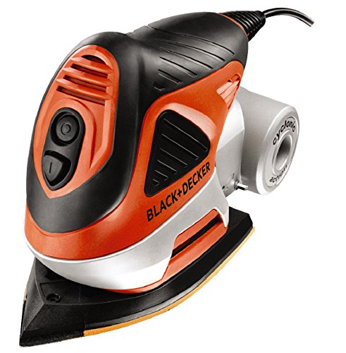 Black + Decker KA272 +Multiponceuse 2 in 1 (170 W