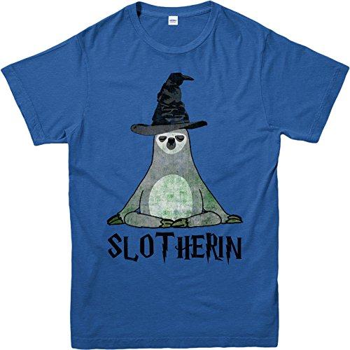 Spoofy TV Clothing Herren T-Shirt weiß weiß Gr. XXXXL, königsblau