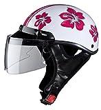 #5: Studds Troy Sporting SUS_TSH_WHEL Helmet (Happy Pink, L)