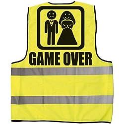 Bombo Gilet addio al celibato game over.