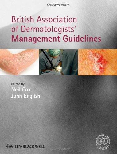 British Association of Dermatologists Management Guidelines (2011-03-25)