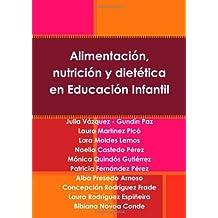 Alimentación, nutrición y dietética en Educación Infantil