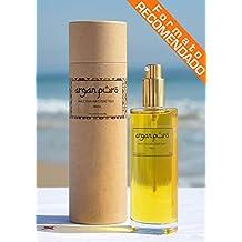 Aceite de ARGAN Cosmetico 100% Puro [_Dosificador 100 ML_], BIO, 1ª Presion en Frio, para piel y cabello.