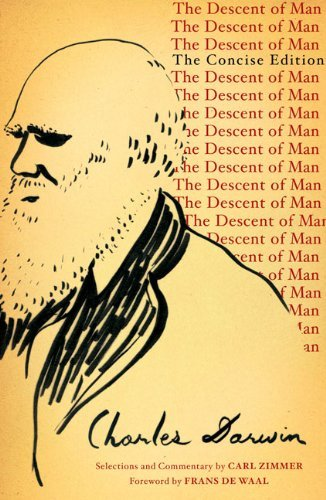 The Descent of Man by Professor Charles Darwin (2007-12-01)