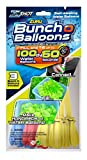 Bunch o Balloons, 100palloncini d'acqua Zuru autosigillanti per bombe d'acqua a riempimento rapido - per feste, spiaggia