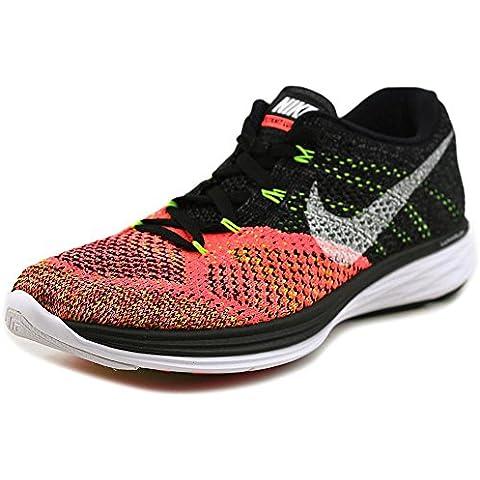 Nike Flyknit Lunar 3 Fibra sintética Zapato para Correr
