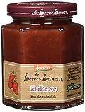 Die beeren bauern demeter Bio Erdbeer-Fruchtaufstrich, 200 g