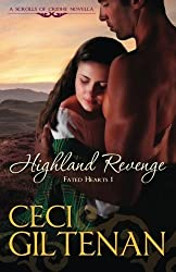 Highland Revenge (Fated Hearts) (Volume 1) by Ceci Giltenan (2015-04-20)