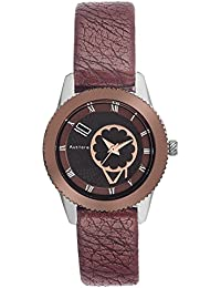 Austere Expediton Analog Brown Dial Wome's Watch - WEXDN-0505