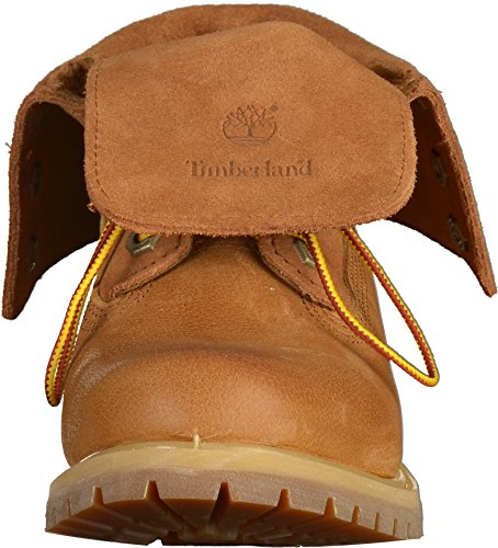 Timberland AUTHENTICS SUEDE ROLL-TOP Stivali da donna oak buff woodlands