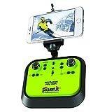 Silverlit - 15606 - Drone avec camera pour vue en immersion - Spy Racer FPV WiFi - 4 canaux Gyro 2,4 Ghz