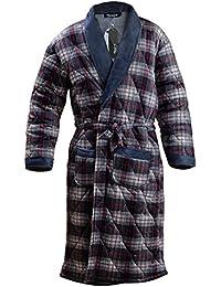 Zicac – Robe de Chambre Kimono À carreaux - Homme