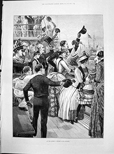 copie-antique-du-trophe-naval-1887-de-bitter-dhoublon-de-hansom-de-victoria-de-rvision-de-jubil-de-l