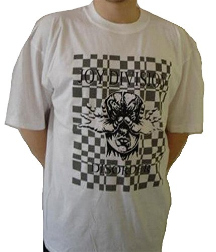 T-shirt joy division-Disorder Black XL