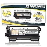 Patronenbob® SUPER XXL TONER 5.400 Seiten kompatibel für Brother TN-2220 / TN-2010 für HL-2240 HL-2240D HL-2240L HL-2250 HL-2250N HL-2250DN DCP-7060 DCP-7060D DCP7065 DN MFC-7360 MFC-7360N MFC-7460 DN