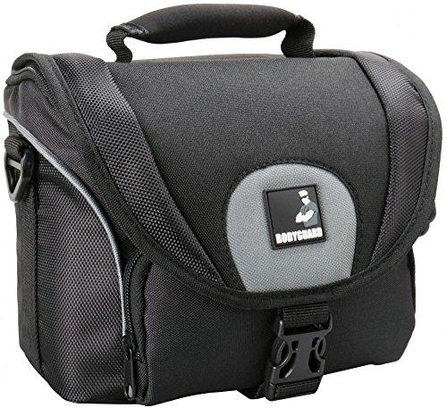 Fototasche SLR 101 für Body u. 2 Objektive für Sony Spiegelreflex Kameras Sony Alpha 77 58 68 77 II 7S DSC-RX10 Pentax K-3 K-S2 K-50