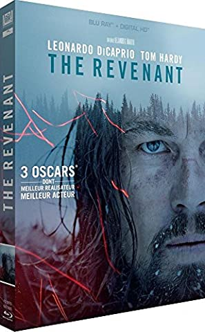 Spectre Blu-ray - The Revenant [Blu-ray + Digital