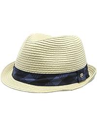 Amazon.it  Blu - Cappelli Fedora   Cappelli e cappellini  Abbigliamento 2f1e2bcf2fad
