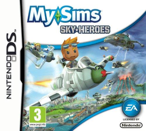My Sims - Skyheroes (Nintendo DS) [Importación inglesa]
