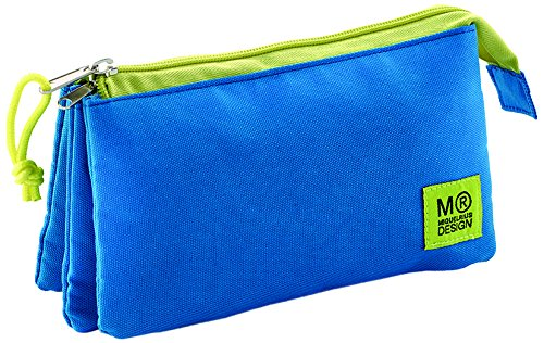 Miquelrius Diffusion 17090 Candy Tag Estuches, 22 cm, Azul