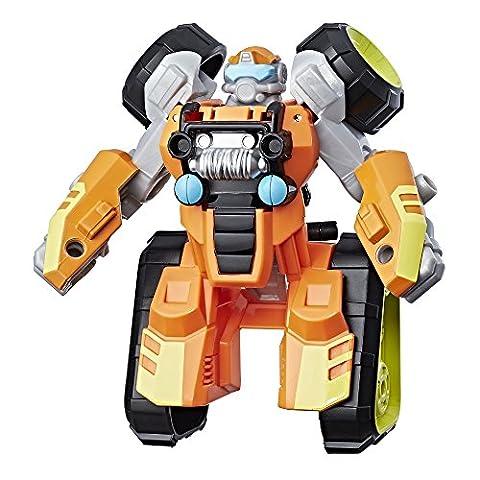 Transformers Rescue Bots - Playskool Heroes Transformers Rescue Bots Rescan Brushfire