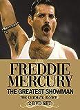 Freddie Mercury - The Greatest Showman (2 X DVD SET) [NTSC]