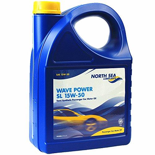 north-sea-lubricantsr-wave-power-sl-semi-synthetic-car-motor-gasoline-petrol-diesel-engine-oil-15w-5