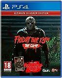 Friday the 13th: The Game Ultimate Slasher Edition - PlayStation 4 [Edizione: Regno Unito]