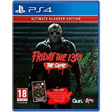 Friday 13th The Game Ultimate Slasher Edition (PS4)