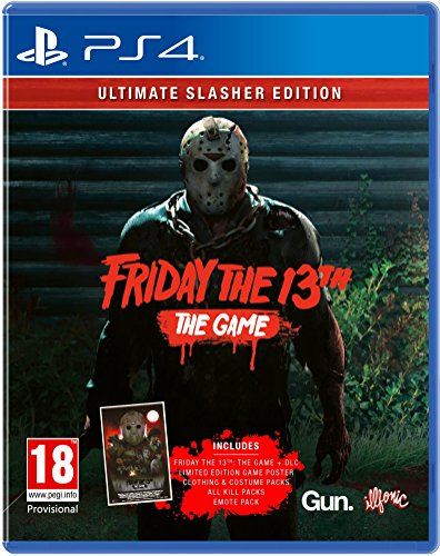 Friday the 13th: The Game Ultimate Slasher Edition (PS4) Best Price and Cheapest