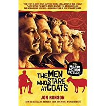 [(The Men Who Stare at Goats)] [Author: Jon Ronson] published on (October, 2009)