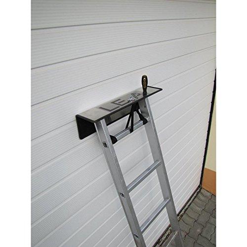 Leiterablage mit Wandschutz
