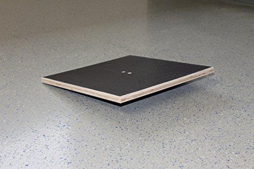 Easy-Hopper Wippbrett / Balancebrett / Hundewippe 30 x 30 cm
