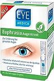 EyeMedica Euphrasia Augentrost | Augentropfen | mit Hyaluron und Euphrasia | bei gereizten Augen