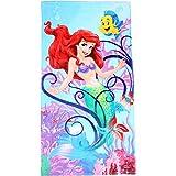 Disney La Sirenita Ariel toalla grande de playa por BestTrend