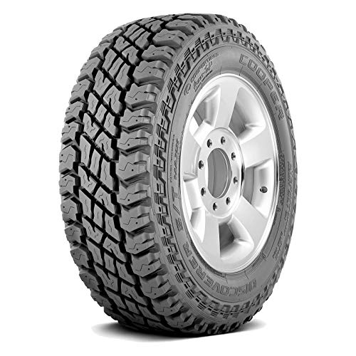 Cooper Discoverer S/T Maxx 295/70R17 121Q BSW