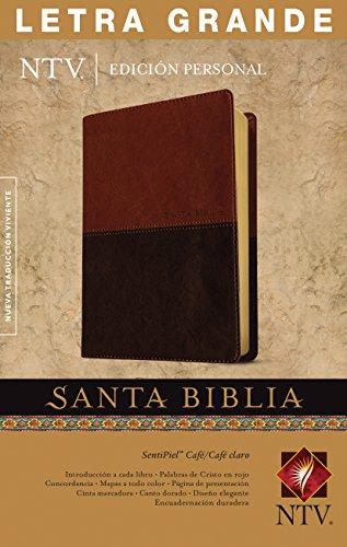 Letra Grande Biblia-ntv-personal