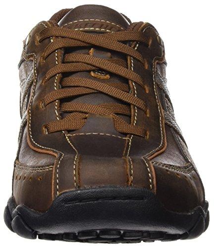 Skechers DiameterMurilo, Sneakers basses homme Marron (Cdb)