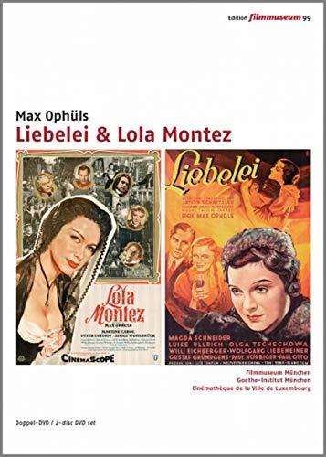 Liebelei & Lola Montez [2 DVDs]