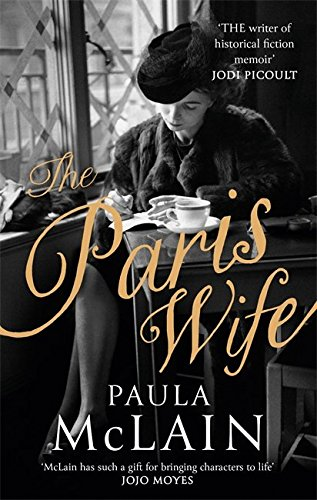 The Paris Wife Cover Image