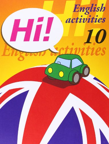 Hi! English Activities 10