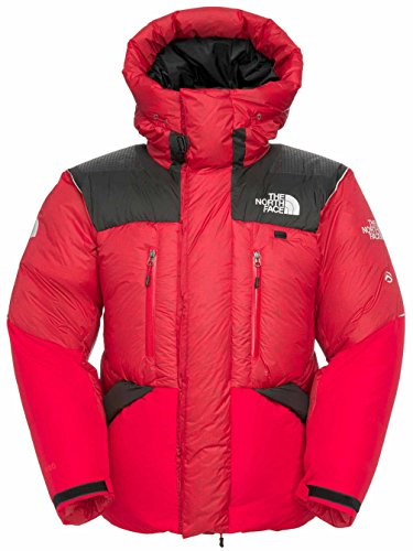 THE NORTH FACE Herren M Himalayan Parka Rojo/Schwarz Red/TNF Blk, XL