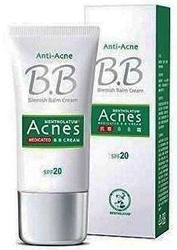 Mentholatum Medicated Anti-Acne BB Cream SPF 20