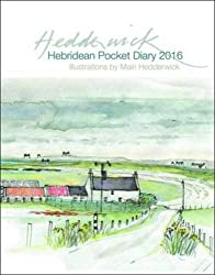 Hebridean Pocket Diary 2016 (Diaries 2016)