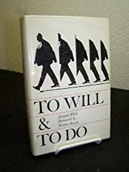 To Will and to Do by Jacques Ellul (1969-01-02)