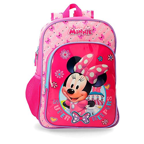 Disney Super Helpers Zainetto per bambini 38 centimeters 11.29 Rosa